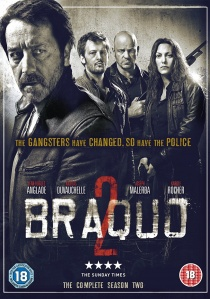 Braquo : Season Two artwork