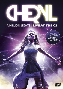 Cheryl: A Million Lights Live From The O2 artwork
