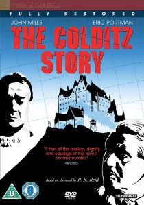 The Colditz Story artwork