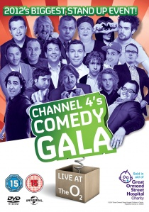 Comedy Gala 2012 - Live at the O2 artwork
