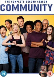 Community: The Complete Second Season artwork