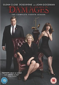 Damages: The Complete Fourth Season artwork