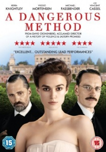 A Dangerous Method artwork