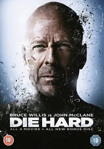 Die Hard : 25th Anniversary Blu-ray Collection artwork