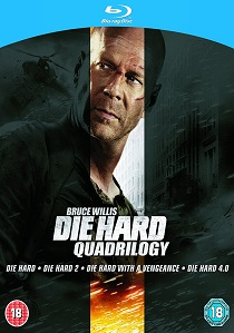 Die Hard Quadrilogy (2013) artwork