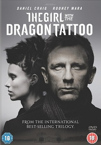 The Girl with the Dragon Tattoo (2011) artwork