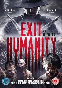 Exit Humanity (2011) artwork