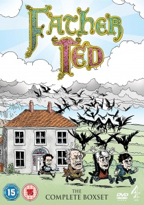 Father Ted - Complete Box Set artwork