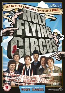 Holy Flying Circus (2011) artwork