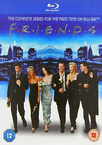 Friends: The Complete Series (1994) artwork