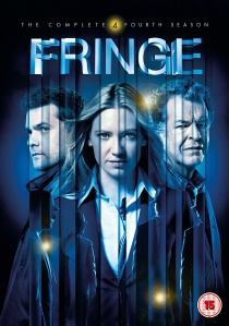 Fringe: Season 4 (2008) artwork