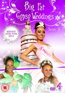 Big Fat Gypsy Weddings Series 2 artwork