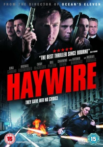 Haywire (2011) artwork