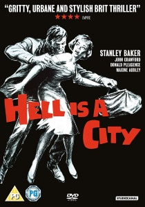 Hell Is A City (1960) artwork