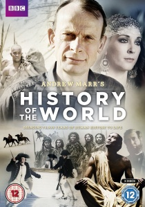 Andrew Marr's History of The World artwork