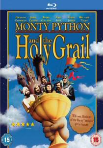 Monty Python and the Holy Grail artwork