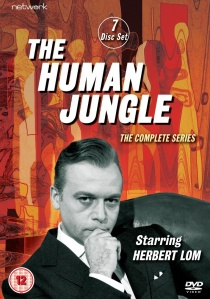 The Human Jungle : The Complete Series artwork