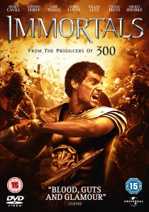 Immortals (2011) artwork