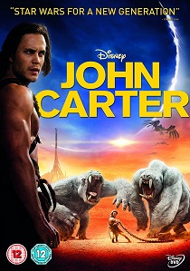 John Carter artwork