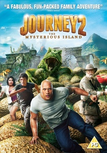 Journey 2: The Mysterious Island (2012) artwork