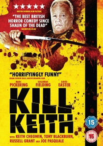 Kill Keith (2011) artwork