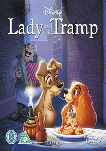 Lady and the Tramp: Diamond Edition (1955) artwork