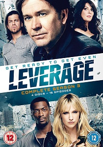 Leverage: Season 3 (2012) artwork