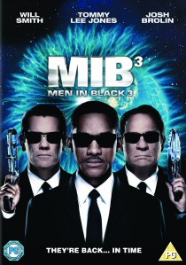 Men In Black 3 (2012) artwork