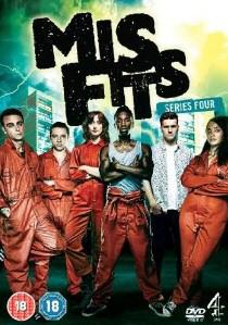 Misfits: Series 4 (2009) artwork