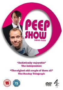 Peep Show: Series 8 (2003) artwork