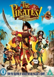 The Pirates! In An Adventure With Scientists (2012) artwork
