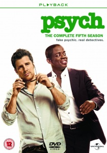 Psych : The Complete Fifth Season artwork