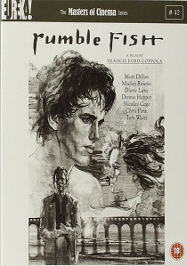 Rumble Fish (1983) artwork