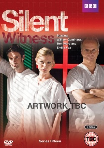 Silent Witness: Series 15 (1996) artwork