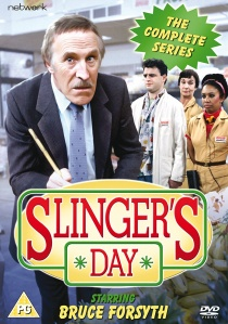 Slinger's Day: The Complete Series (1986) artwork