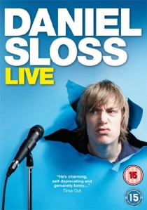Daniel Sloss Live artwork