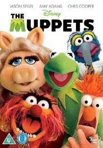 The Muppets (2011) artwork