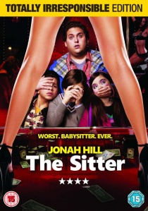 The Sitter: Totally Irresponsible Edition (2011) artwork