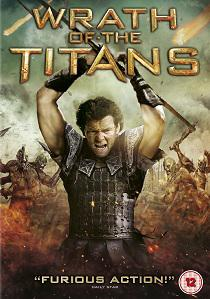 Wrath Of The Titans artwork