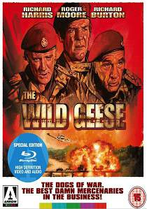 The Wild Geese (1978) artwork