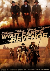 Wyatt Earp's Revenge (2012) artwork