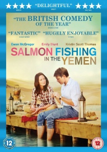 Salmon Fishing In The Yemen (2011) artwork