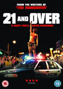 21 And Over artwork