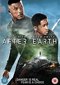 After Earth artwork