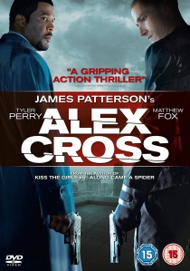 Alex Cross (2012) artwork