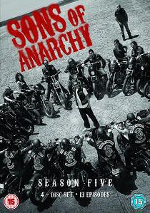 Sons of Anarchy: Season 5 (2008) artwork