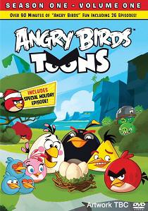 Angry Birds Toons: Season 1 - Volume 1 artwork