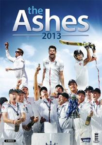 The Ashes 2013 artwork