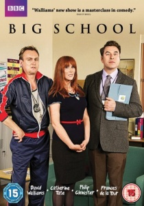 Big School (2013) artwork