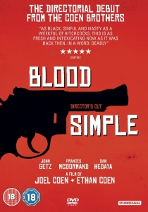 Blood Simple: Director's Cut (1984) artwork